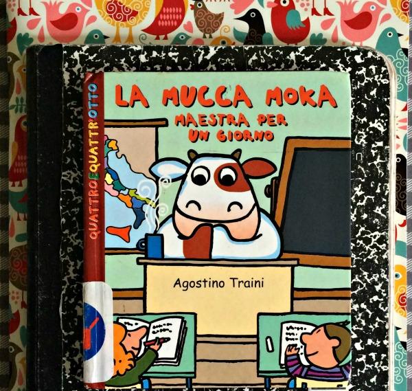 libri per bambini la mucca moka