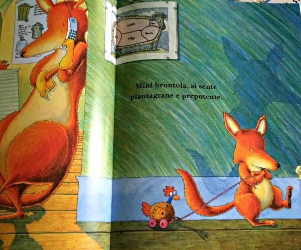 libro per bambini in rima
