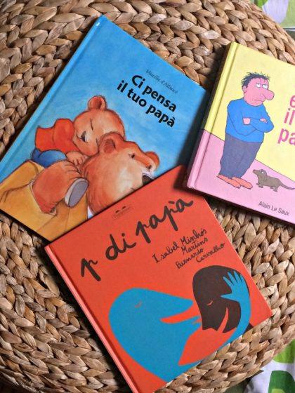 recensioni libri per bambini tema papà